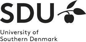 Logo University of Southern Denmark